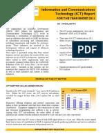 Bermuda ICT Analysis 2011