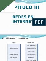 Redes en Internet