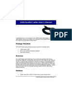 UPC-100 & UPC-200 (User's Guidelines)