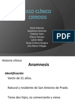 86603203 Caso Clinico Cirrosis