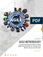 Agile Methodology 2016