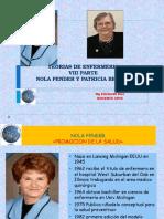 TEORIAS VIII NOLA  PENDER, NEUMAN Y BENNER.pptx