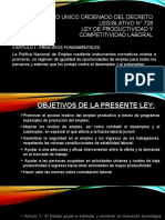 EXPOSICION DE LEGISLACION EXPOCICION 02 LEY 728.pptx