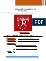 Universidad Privada Franklin Roosevelt Final
