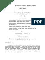 United States v. Gable, A.F.C.C.A. (2015)