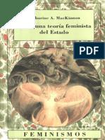 Catharine Mackinnon - Hacia una teoria feminista del Estado.pdf