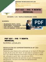 casilla 100 PDT 621-Diapositiva