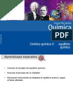 Clase 4 Cinética Química II Equilibrio Químico 2014