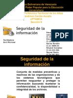 1 Seguridad de La Información 1