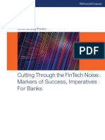 McKinsey Cutting Through the FinTech Noise 2015