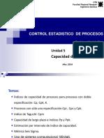 Unidad 5. Capacidad de Procesos (1)