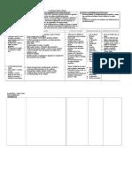 Planificación I Unidad de Geometria 5ºaños