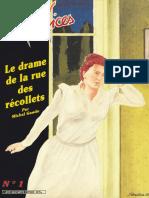 Maléfices - Supplement - No.1 - Le Drame de La Rue Des Recollets