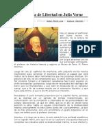 Sobre La Idea de Libertad en Julio Verne