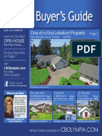 Coldwell Banker Olympia Real Estate Buyers Guide July 9th 2016