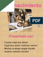 Presentacion Historia Del Arte Renacimiento