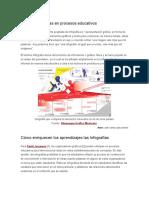 Uso de Infografías en Procesos Educativos