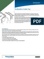 Metallic Cable Tray - TnB
