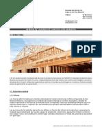 MADERA. Memoria de Calidades GRUPO C _ Construcción Madera(2)