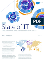 State of It Report Salesforce