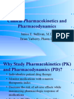 Pharmacokinetics (1)