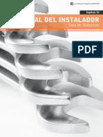 Manual del Instalador Capitulo 10 - Sala de Máquinas