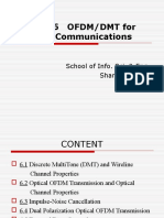 Docfoc.com-Chapter 6 OFDM-DMT for Wireline Communications.ppt