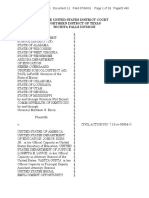Plaintiffs Application for Preliminary Injunction FM