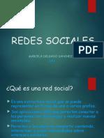 Redes Sociales - Marcela Delgado