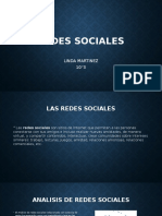 Linda Martinez - Redes Sociales