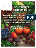 Gallivan Agri Tourism Guide