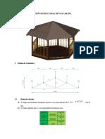 Diseño Estructural de Una Cabaña