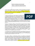 Derecho Adminstrativo Por ABC.