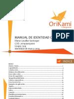 Manual Corporativo Orikami