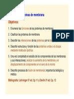 Lec 21 Prot Memb(1)