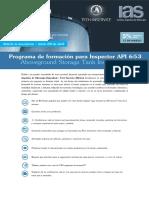 Programa de Formación de Inspector API 653 a Distancia-Rev05 (1)
