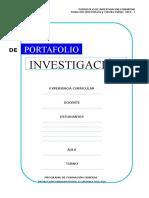Documentos Del Portafolio de I