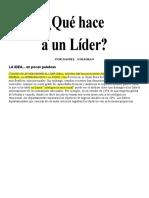 L03-What Makes a Leader (Español)