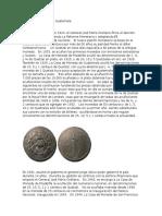 Monedas y Billetes de Guatemala