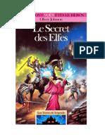Terres de Legende - 03 - Le Secret Des Elfes