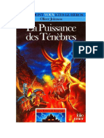 Terres de Legende - 05 - La Puissance Des Tenebres