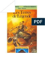 Terres de Legende - 06 - Les Terres de Legende