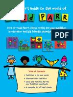 ToddPARR Teacher Guide 2009