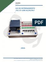 Modulo de Entrenamiento PLC