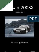 Nissan Silvia S14/S14A manual