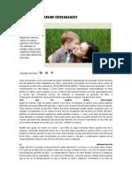 Padres Que Aman Demasiado.resumen PDF