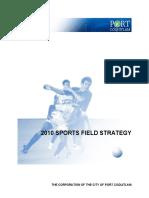 Sports Field Strategy
