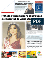 Jornal União, exemplar online da 07 a 13/07/2016.