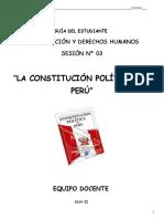 Módulo N_ 03 Constitución y DD.hh