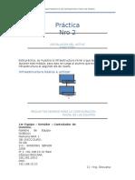 Practica 2 Instalación AD